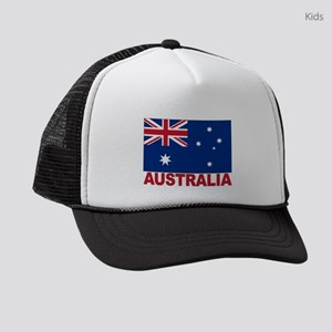 australia_s Kids Trucker hat