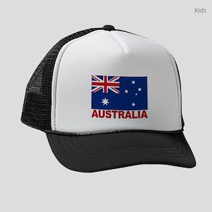 australia_s Kids Trucker hat