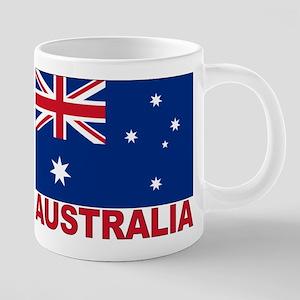 australia_s 20 oz Ceramic Mega Mug
