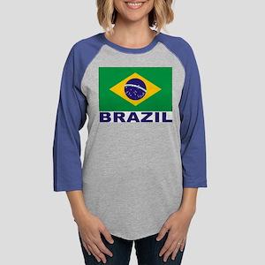 brazil_s Womens Baseball Tee