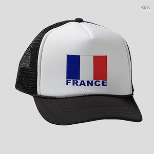 france_b Kids Trucker hat