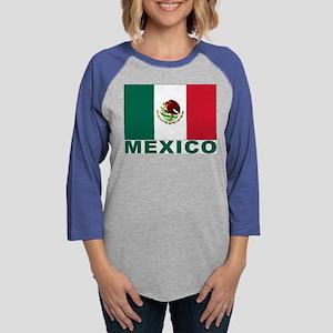 mexico_s Womens Baseball Tee