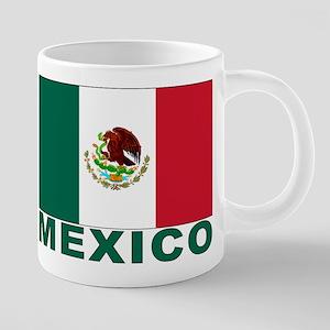 mexico_s 20 oz Ceramic Mega Mug