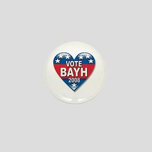Vote Evan Bayh Elect 2008 Political Mini Button
