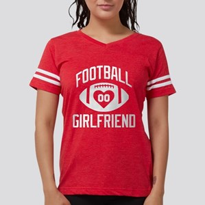 Football Girlfriend Personal Womens Football Shirt