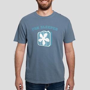 Fan Sleeper Mens Comfort Colors Shirt