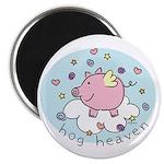 Hog Heaven Magnet
