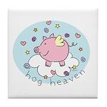 Hog Heaven Tile Coaster
