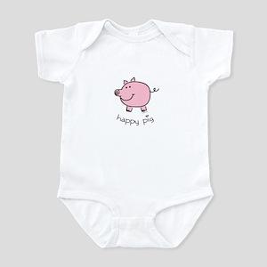 Happy Pig Infant Bodysuit