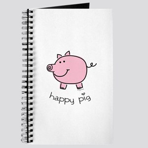 Happy Pig Journal