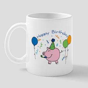 Boy Happy Birthday Mug