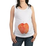 Apple Maternity Tank Top