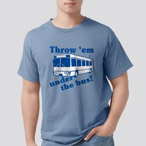 throw-em-under-the-bus Mens Comfort Colors Shi