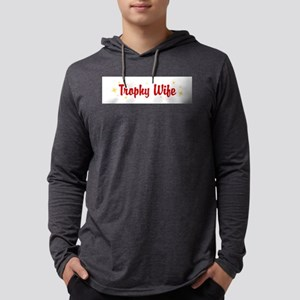 trophy-wife Mens Hooded Shirt