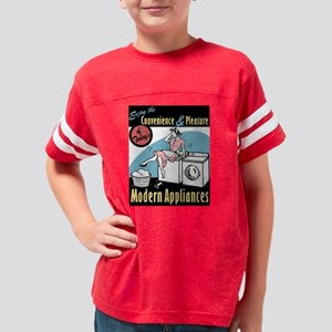 washer-drier2 Youth Football Shirt