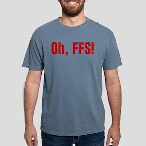 oh-ffs_tr Mens Comfort Colors Shirt