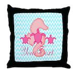 design Throw Pillow