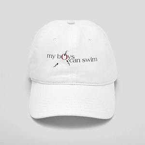 My Boys Can Swim Version II Cap
