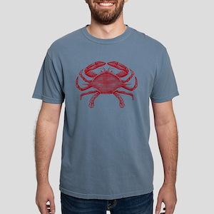 Crab Mens Comfort Colors Shirt