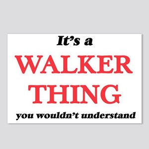 It's a Walker thing, Postcards (Package of 8)