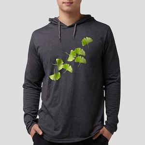 ginkgo_tr Mens Hooded Shirt