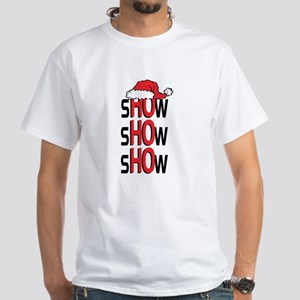 For the Holidays White T-Shirt