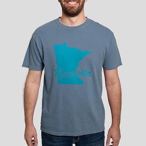 3-minnesota Mens Comfort Colors Shirt
