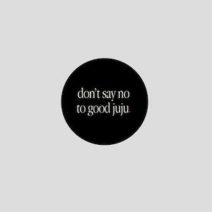 """""""Ju Ju / Grey's"""" Mini Button"""