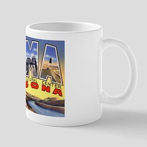 Yuma Arizona Greetings Mug