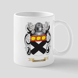 Johnston Coat of Arms (Family Crest) Mug