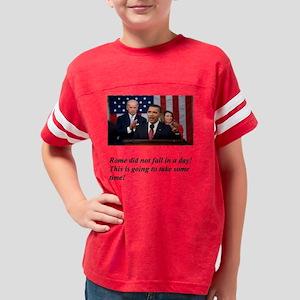 Rome Youth Football Shirt