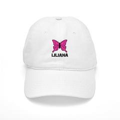 Liliana - Butterfly Baseball Cap