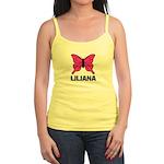 Liliana - Butterfly Jr. Spaghetti Tank