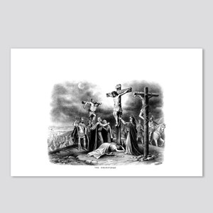 The Crucifixion Postcards (Package of 8)