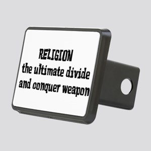 Religion Weapon Hitch Cover