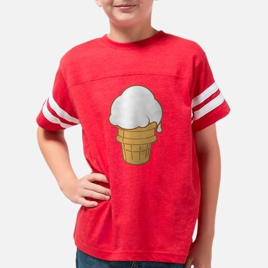 ice-cream-van.png Youth Football Shirt