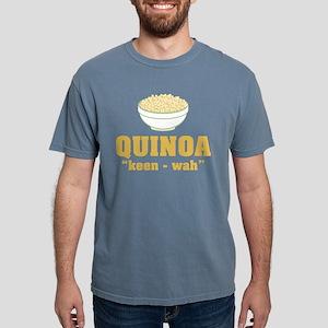 Quinoa Pronunciation Mens Comfort Colors Shirt