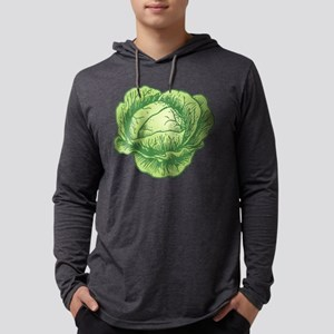 Cabbage Mens Hooded Shirt