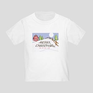 Christmas Crap Toddler T-Shirt