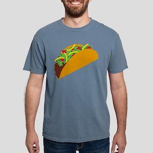 Taco Graphic Mens Comfort Colors Shirt