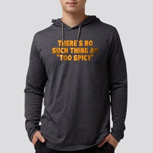 no-such-thing-as-too-spicy Mens Hooded Shirt