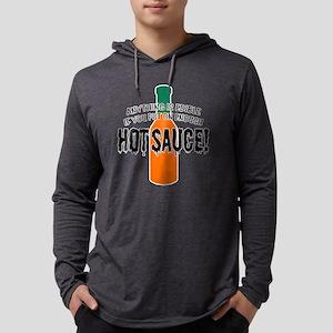 HOTSAUCE Mens Hooded Shirt