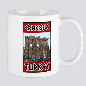 Ephesus Turkey Large Mugs