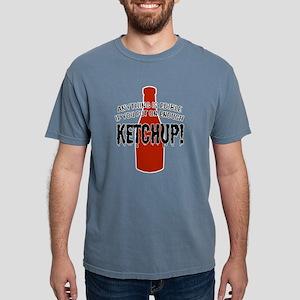 KETCHUP Mens Comfort Colors Shirt