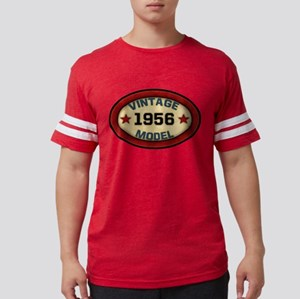 vintage-model-1959 Mens Football Shirt