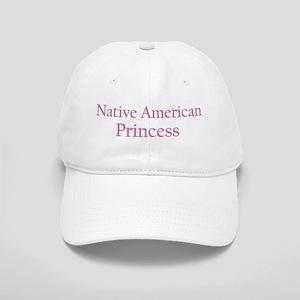 Native American Princess Cap