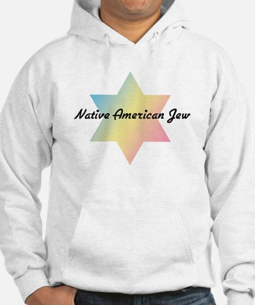The Native American Jew Hoodie