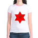 Italian Jew Jr. Ringer T-Shirt