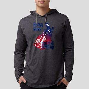 betsy-ross Mens Hooded Shirt
