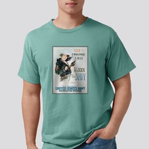 gee-wish-man_tee Mens Comfort Colors Shirt